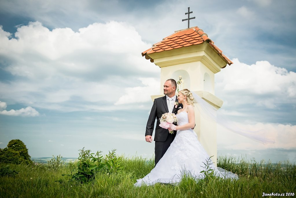 Martina a Roman - Lednice/Pavlov