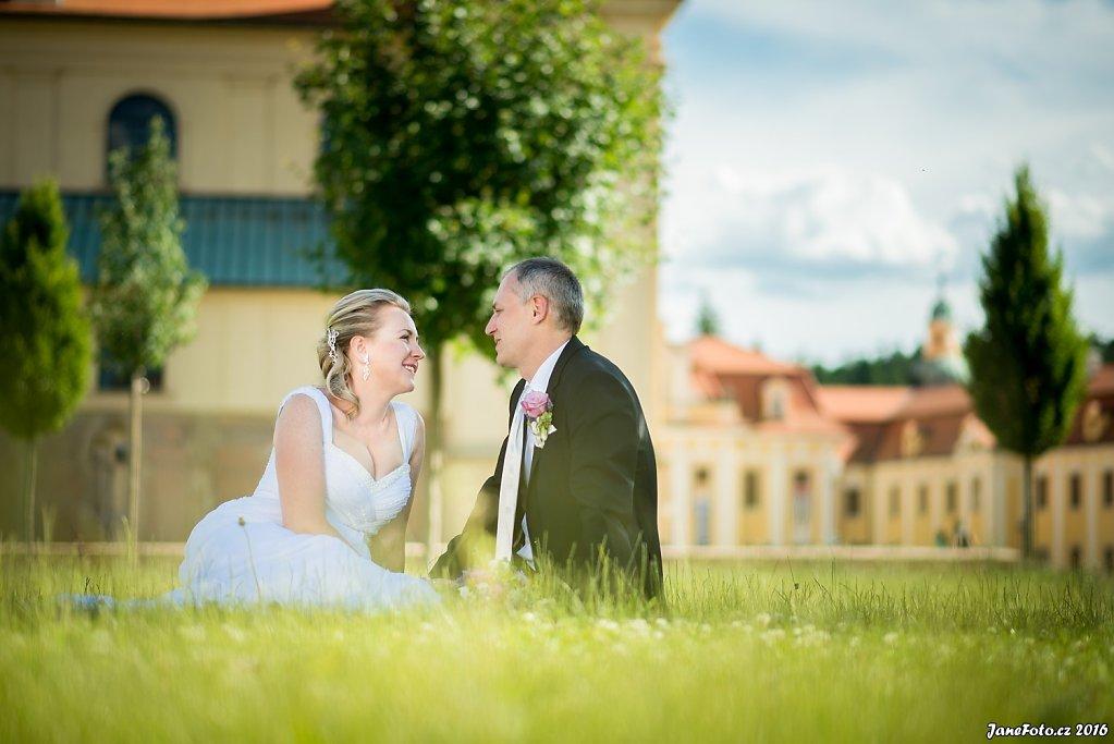 Marcela a Robert - Modrá/Velehrad